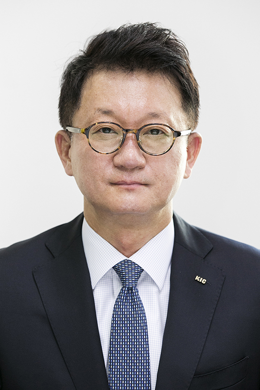 Dae-yang Park was named KIC's CIO on August 5, 2019.