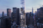 Meritz Sec raises risk appetite with $350 mn loan on NY condo tower
