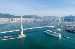 Busan, the city of cruise tourism