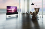 LG Electronics launches world's first roll-up TV