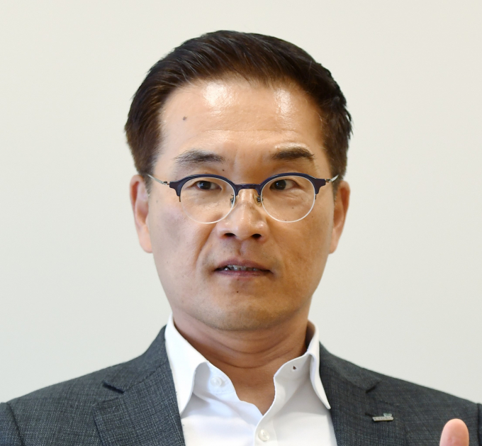 Kyobo Life Insurance CIO Lee Jong-tae