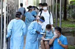 Pandemics beat crime as S.Koreans' top social threat