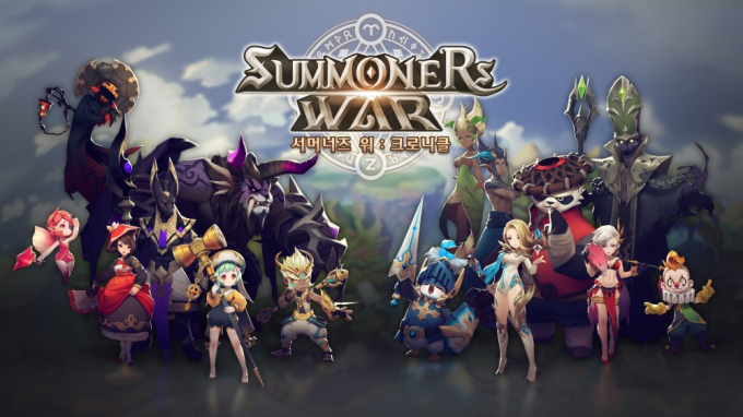 Com2uS' most popular mobile game Summoners War