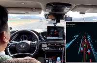 Vueron gets autonomous driving permit with lidar technology