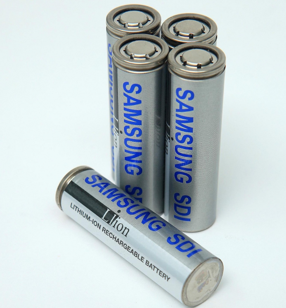 Cylindrical batteries