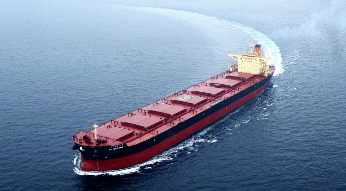 H-Line Shipping's bulk carrier