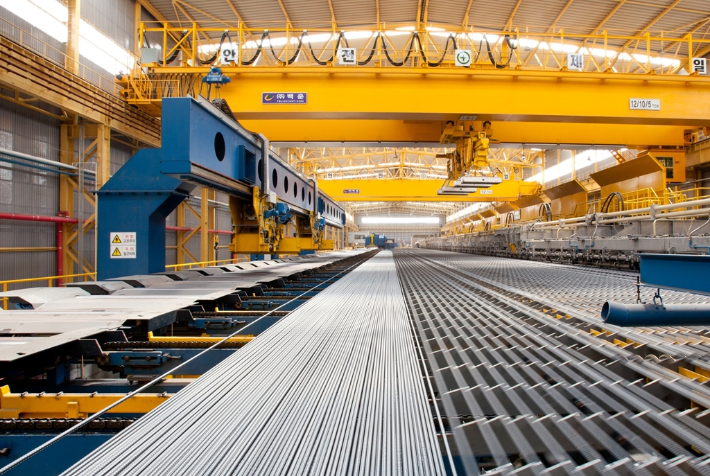 Dongkuk Steel's Q1 operating profit hits 5-year high as economy recovers