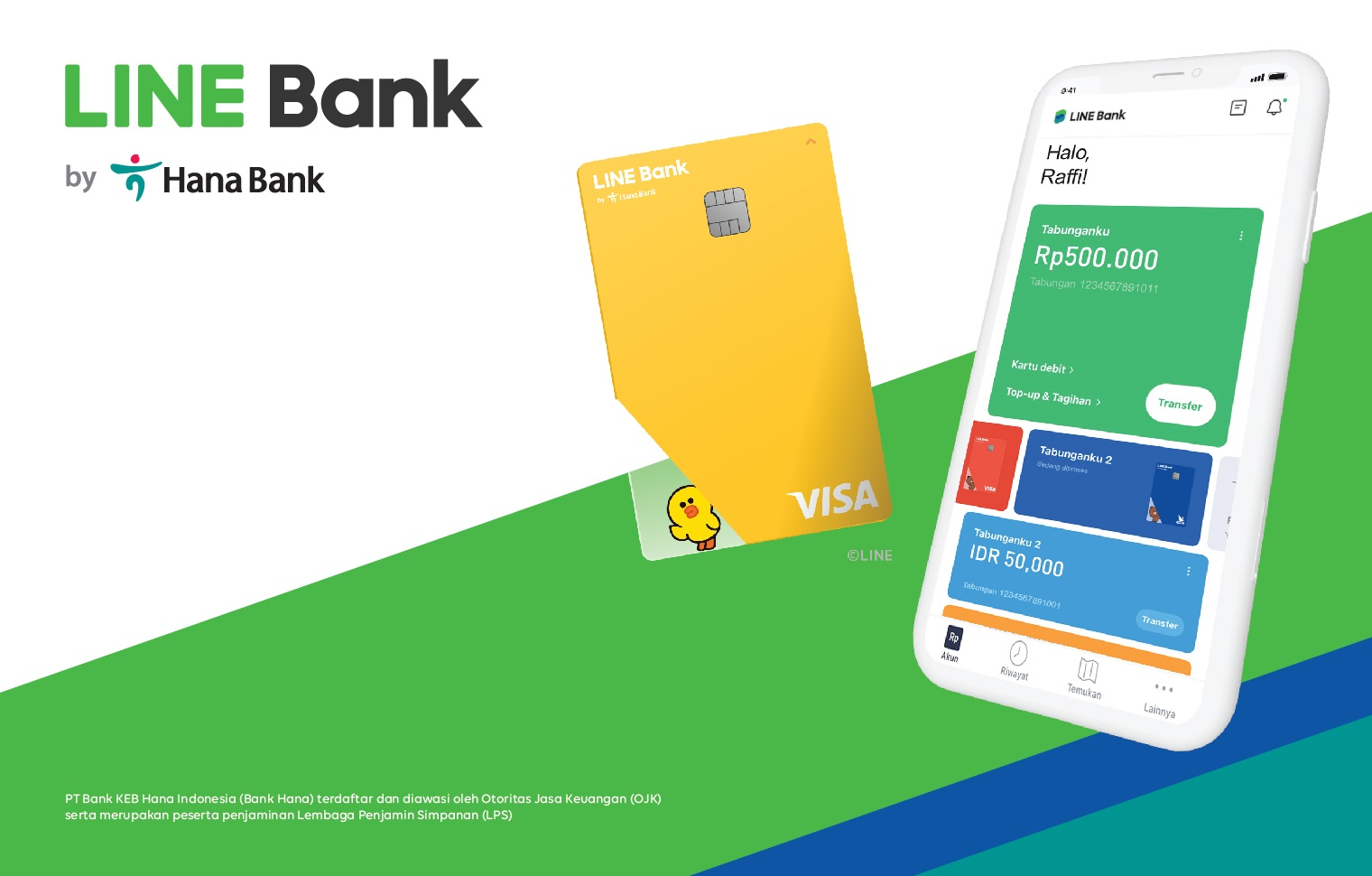 Naver's Line Bank expands in Asia with Indonesian venture
